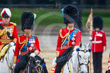 Trooping the Colour 2015. Image #298, 13 June 2015 11:05 Horse Guards Parade, London, UK