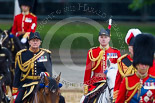 Trooping the Colour 2015. Image #300, 13 June 2015 11:05 Horse Guards Parade, London, UK