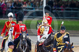 Trooping the Colour 2015. Image #301, 13 June 2015 11:05 Horse Guards Parade, London, UK