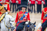 Trooping the Colour 2015. Image #303, 13 June 2015 11:05 Horse Guards Parade, London, UK