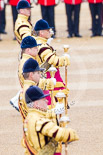 Trooping the Colour 2015. Image #332, 13 June 2015 11:08 Horse Guards Parade, London, UK