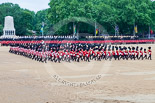 Trooping the Colour 2015. Image #339, 13 June 2015 11:09 Horse Guards Parade, London, UK