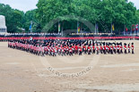 Trooping the Colour 2015. Image #340, 13 June 2015 11:09 Horse Guards Parade, London, UK