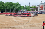 Trooping the Colour 2015. Image #341, 13 June 2015 11:09 Horse Guards Parade, London, UK