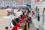 Trooping the Colour 2015. Image #342, 13 June 2015 11:10 Horse Guards Parade, London, UK