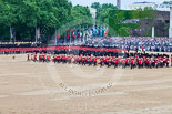 Trooping the Colour 2015. Image #343, 13 June 2015 11:10 Horse Guards Parade, London, UK