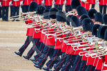 Trooping the Colour 2015. Image #349, 13 June 2015 11:12 Horse Guards Parade, London, UK