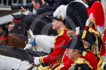 Trooping the Colour 2015. Image #360, 13 June 2015 11:15 Horse Guards Parade, London, UK