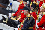 Trooping the Colour 2015. Image #361, 13 June 2015 11:15 Horse Guards Parade, London, UK