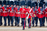 Trooping the Colour 2015. Image #368, 13 June 2015 11:16 Horse Guards Parade, London, UK