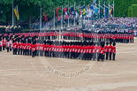 Trooping the Colour 2015. Image #376, 13 June 2015 11:19 Horse Guards Parade, London, UK