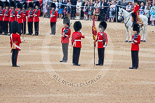 Trooping the Colour 2015. Image #378, 13 June 2015 11:19 Horse Guards Parade, London, UK