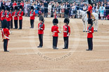 Trooping the Colour 2015. Image #381, 13 June 2015 11:19 Horse Guards Parade, London, UK