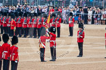 Trooping the Colour 2015. Image #388, 13 June 2015 11:20 Horse Guards Parade, London, UK