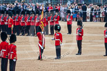 Trooping the Colour 2015. Image #389, 13 June 2015 11:20 Horse Guards Parade, London, UK