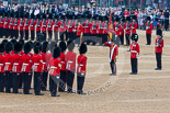 Trooping the Colour 2015. Image #394, 13 June 2015 11:21 Horse Guards Parade, London, UK