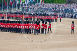Trooping the Colour 2015. Image #396, 13 June 2015 11:21 Horse Guards Parade, London, UK