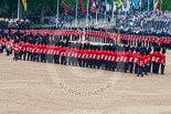 Trooping the Colour 2015. Image #397, 13 June 2015 11:21 Horse Guards Parade, London, UK