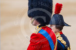 Trooping the Colour 2015. Image #400, 13 June 2015 11:23 Horse Guards Parade, London, UK