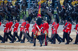 Trooping the Colour 2015. Image #409, 13 June 2015 11:26 Horse Guards Parade, London, UK