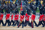 Trooping the Colour 2015. Image #410, 13 June 2015 11:26 Horse Guards Parade, London, UK