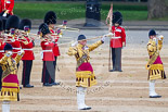 Trooping the Colour 2015. Image #411, 13 June 2015 11:27 Horse Guards Parade, London, UK