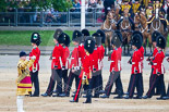 Trooping the Colour 2015. Image #412, 13 June 2015 11:27 Horse Guards Parade, London, UK