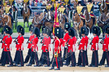 Trooping the Colour 2015. Image #413, 13 June 2015 11:27 Horse Guards Parade, London, UK