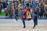 Trooping the Colour 2015. Image #419, 13 June 2015 11:30 Horse Guards Parade, London, UK