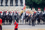 Trooping the Colour 2015. Image #421, 13 June 2015 11:30 Horse Guards Parade, London, UK