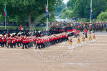Trooping the Colour 2015. Image #422, 13 June 2015 11:30 Horse Guards Parade, London, UK