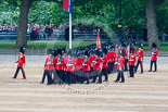 Trooping the Colour 2015. Image #426, 13 June 2015 11:31 Horse Guards Parade, London, UK
