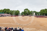 Trooping the Colour 2015. Image #429, 13 June 2015 11:31 Horse Guards Parade, London, UK
