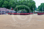 Trooping the Colour 2015. Image #430, 13 June 2015 11:32 Horse Guards Parade, London, UK