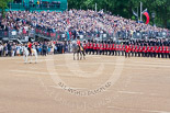 Trooping the Colour 2015. Image #431, 13 June 2015 11:32 Horse Guards Parade, London, UK