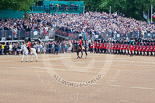 Trooping the Colour 2015. Image #432, 13 June 2015 11:32 Horse Guards Parade, London, UK