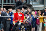 Trooping the Colour 2015. Image #434, 13 June 2015 11:33 Horse Guards Parade, London, UK