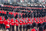Trooping the Colour 2015. Image #460, 13 June 2015 11:35 Horse Guards Parade, London, UK