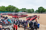 Trooping the Colour 2015. Image #462, 13 June 2015 11:36 Horse Guards Parade, London, UK