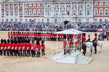 Trooping the Colour 2015. Image #464, 13 June 2015 11:36 Horse Guards Parade, London, UK