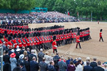 Trooping the Colour 2015. Image #465, 13 June 2015 11:36 Horse Guards Parade, London, UK