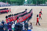 Trooping the Colour 2015. Image #466, 13 June 2015 11:36 Horse Guards Parade, London, UK