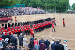 Trooping the Colour 2015. Image #468, 13 June 2015 11:36 Horse Guards Parade, London, UK