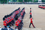 Trooping the Colour 2015. Image #469, 13 June 2015 11:37 Horse Guards Parade, London, UK