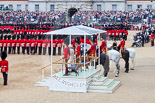 Trooping the Colour 2015. Image #470, 13 June 2015 11:37 Horse Guards Parade, London, UK