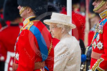 Trooping the Colour 2015. Image #471, 13 June 2015 11:37 Horse Guards Parade, London, UK