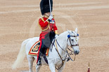 Trooping the Colour 2015. Image #477, 13 June 2015 11:38 Horse Guards Parade, London, UK