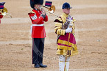 Trooping the Colour 2015. Image #486, 13 June 2015 11:41 Horse Guards Parade, London, UK