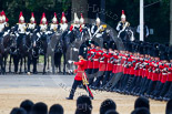 Trooping the Colour 2015. Image #487, 13 June 2015 11:41 Horse Guards Parade, London, UK