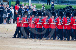 Trooping the Colour 2015. Image #497, 13 June 2015 11:42 Horse Guards Parade, London, UK
